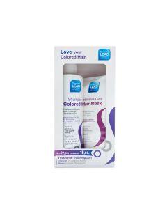 PharmaLead Love your Hair Promo Pack για Βαμμένα Μαλλιά Σαμπουάν 250ml & Μάσκα Μαλλιών Εντατικής Περιποίησης 150ml