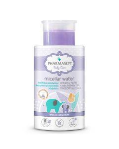 Pharmasept Baby Care Micellar Water 300ml Βρεφικό Νερό Καθαρισμού για Πρόσωπο & Σώμα