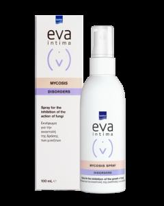 InterMed Eva Mycosis Intimate Spray 100ml Αντικνησμικό Σπρέι για Λοιμώξεις των Γεννητικών Οργάνων