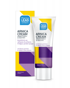PharmaLead Arnica Cream 50ml Κρέμα για Ανακούφιση και Κάλυψη Μωλώπων & Οιδημάτων
