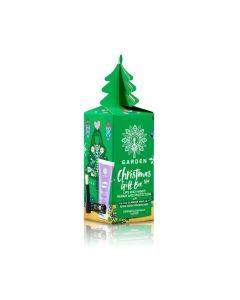 Garden Christmas Gift Box No4 Lip Care Vanilla 5.2gr & Kρέμα Χεριών Πλούσιας Υφής 30ml