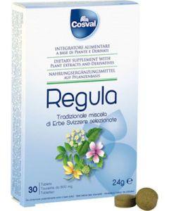 Cosval Regula 30 tabs Φυτικό Συμπλήρωμα Διατροφής για την Καταπολέμηση της Περιστασιακής Δυσκοιλιότητας