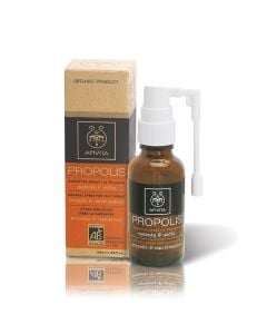 BestPharmacy.gr - Photo of Apivita Organic Spray For The Throat