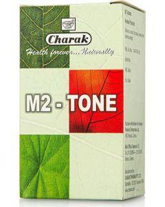 Charak M2-Tone 60 Tabs Συμπλήρωμα Διατροφής για Αποκατάσταση της Ορμονικής Ισορροπίας