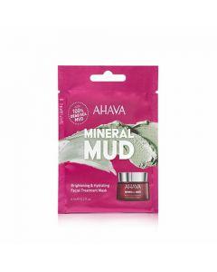 Ahava Brightening & Hydrating Mineral Facial Treatment Mask 6ml