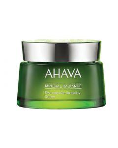 Ahava Mineral Radiance Overnight De-Stressing Cream 50ml