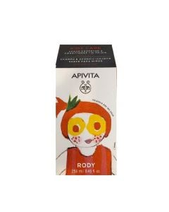 BestPharmacy.gr - Photo of Apivita Kids Shampoo & Conditioner Pomegranate & Honey
