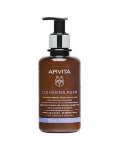 Apivita Cleansing Foam 200ml