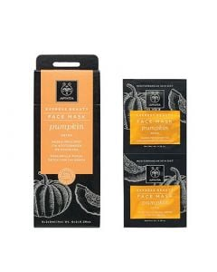 Apivita Express Beauty Mask Detox Pumpkin 2 x 8ml