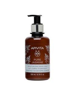 Apivita Pure Jasmine Body Milk 200ml