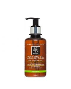 Apivita Purifying Gel Propolis and Lime 200ml