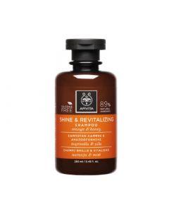 Apivita Shine & Revitalizing Shampoo 250ml