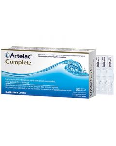 Bausch and Lomb Artelac Complete 30 x 0.5ml