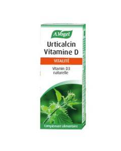 A.Vogel Urticalcin Vitamine D 180 Tabs