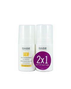 Babe Body Roll-On Deodorant 2 x 50ml