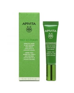 Apivita bee radiant eye cream