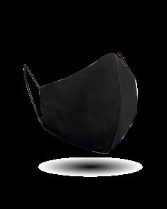 Power Health Υφασμάτινη μάσκα πολλαπλών χρήσεων Μαύρη 1 τεμάχιο