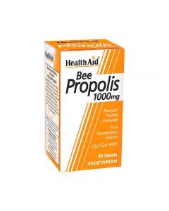 Health Aid Propolis 1000mg 60 Tabs Πρόπολη