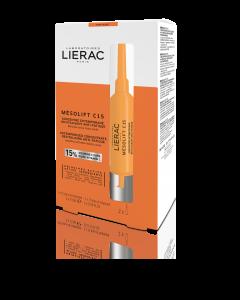 Lierac Mesolift C15 Συμπύκνωμα κατά της κούρασης 2 x 15ml