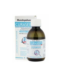 Curasept ADS 205 Chlorhexidine 0.05% 200ml
