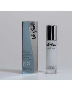 Version Detox Elixir 50ml 24ωρος Ισχυρή Αντιρυτιδική Προστατευτική και Αποτοξινωτική Κρέμα Ημέρας