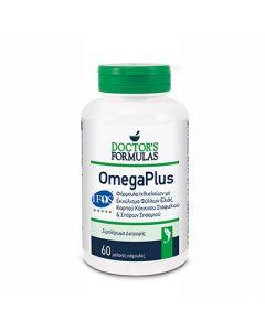 Doctor's Formulas OmegaPlus 60 Caps