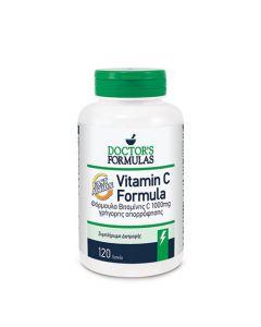 Doctor's Formulas Vitamin C 1000mg 120 Tabs
