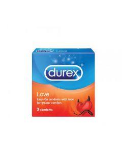 Durex Love 3 Condoms
