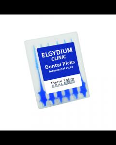 Elgydium Clinic Dental Picks 36 Τεμάχια Οδοντιατρική οδοντογλυφίδα