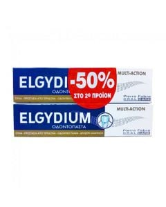 Elgydium Multi Action 2 x 75ml