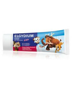 Elgydium Kids Ice Age Strawberry Toothpaste 50ml