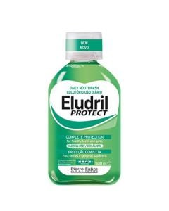 Eludril Mouthwash Protect 500ml