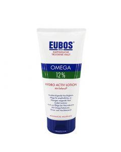 Eubos Omega 3-6-9 12%Hydro Active Lotion 200ml