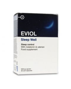 Eviol Sleep Well 30 Caps