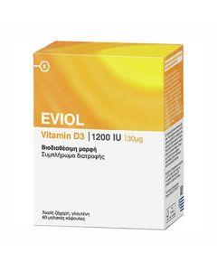 Eviol Vitamin D3 1200IU