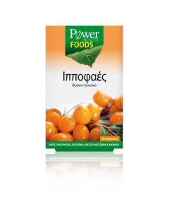 Power Health Foods Ιπποφαές 30 Κάψουλες