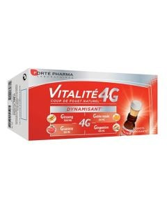 Forte Pharma Energy Vitalite 4G 10 x 10ml