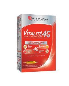Forte Pharma Energy Vitalite 4G 20 x 10ml