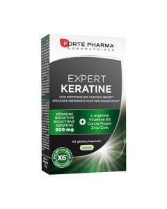 Forte Pharma Expert Keratine 40 Softgels