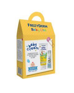 Frezyderm Baby Cream 175ml + Baby Foam 80ml