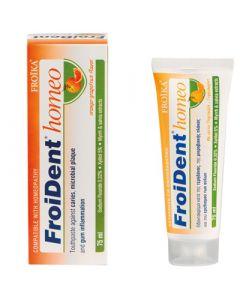 Froika FroiDent Homeo Toothpaste 75ml Orange - Grapefruit