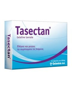 Galenica Tasectan 500mg 15 Caps