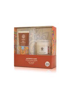 Garden DD Daily Deffence Face Cream Matte Effect SPF30 50ml + Anti-Wrinkle Face Cream 50ml