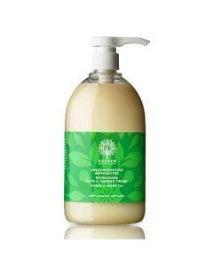 Garden Bath and Shower Cream Ginger & Green Tea 1LT