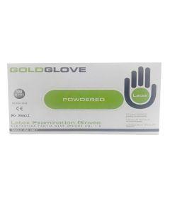 GoldGlove Powdered Latex Small