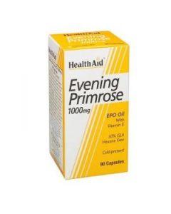 Health Aid Evening Primrose 1000mg 90 Caps