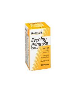 Health Aid Evening Primrose 1gr 30 Vecaps