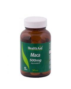 Health Aid Maca 500mg 60 Tabs