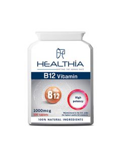 Healthia Vitamin Β12 100 Tabs
