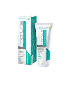 Helenvita Atopure Skin Emulsion Καταπραϋντικό Γαλάκτωμα Καθημερινής Χρήσης 200ml